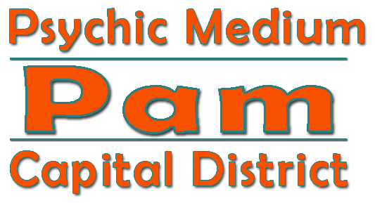 Psychic Medium Pam Albany, Capital District logo